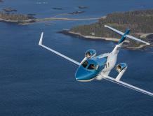本田HondaJet公务机又出新机型 亮相欧洲公务机展