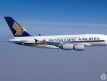 在新加坡航空服役10年 2架世界最大客机A380要拆解卖掉