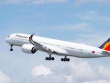 菲律宾航空首架A350XWB完成首飞