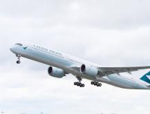 国泰航空成为第二家A350-1000运营商