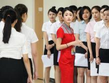 台湾远东航空招聘25名空乘 近1800人报名 78名硕士