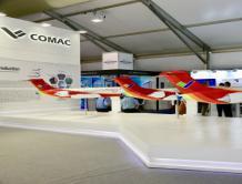 中国商飞携型号最新成果亮相第51届范堡罗航展
