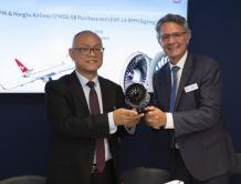 红土航空与GECAS及CFM签署一揽子飞机租赁与维修协议