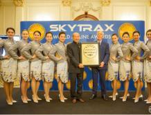 海南航空斩获2018SKYTRAX世界航空奖多项荣誉