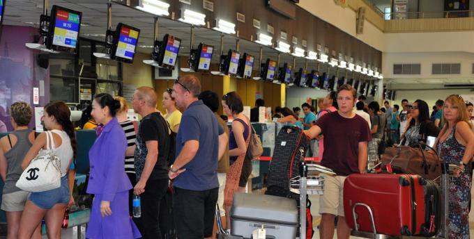 泰国22个机场将上调离境旅客服务费 每趟增加200泰铢