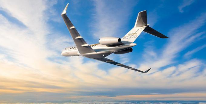 香港麗翔公务航空确认六架庞巴迪环球飞机订单