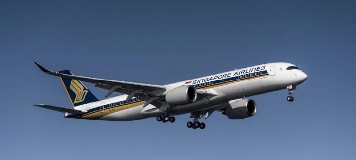 全球最长航线复航  首航载150名旅客 提前一个小时到达