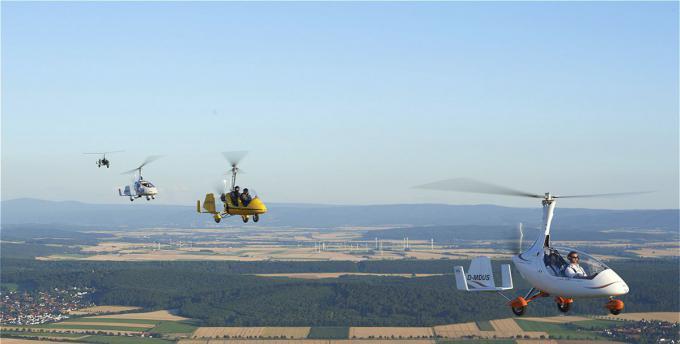 自转旋翼机行业创新者 德国奥捷龙将在珠海航展揭晓新机
