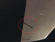 洛杉矶机场发生两架飞机剐蹭 新西兰航空波音777受损