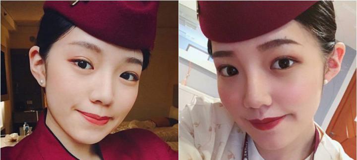 经常穿制服直播 网红空姐被老乡师姐检举被航空公司开除
