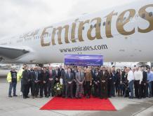 阿联酋航空接收最后一架波音777飞机 共有第190架