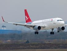 红土航空接收高原型空客A319飞机 机队规模达8架