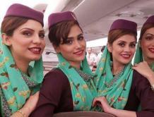 """空姐被投诉""""太胖"""" 巴基斯坦航空:不减肥就停飞"""