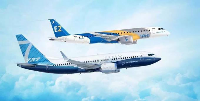 巴西政府批准巴航工业与波音建立战略伙伴关系