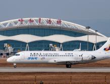 天骄航空接收首架国产ARJ21飞机 机队全部采用国产飞机