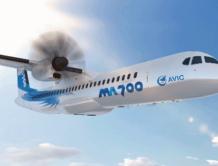 """中国""""新舟""""700飞机通过详细设计评审 力争年底前实现首飞"""