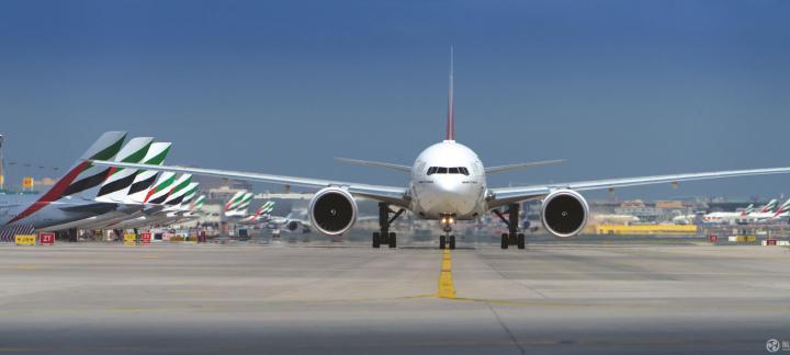 阿联酋航空集团连续31年盈利 但阿联酋航空公司盈利减少7成
