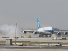 北京大兴机场开启真机验证 包括A380等4架大型客机起降