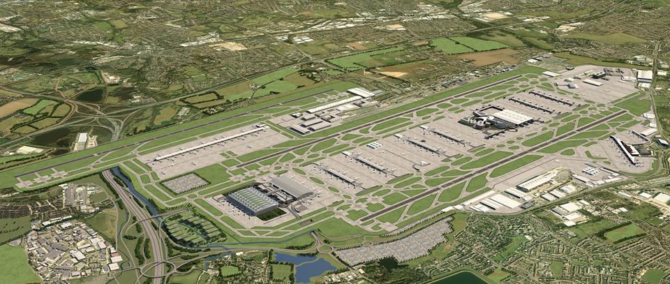世界最有价值机场品牌榜25强 伦敦希思罗第一 中国4机场上榜