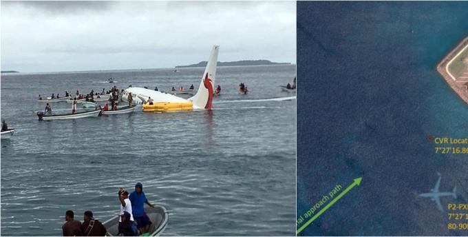 波音737飞机坠湖导致1死9伤 调查:飞行员无视警告导致