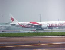 国航从美国华盛顿起飞后疑似遭遇鸟击 紧急返航降落
