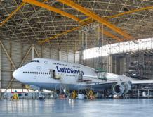 Ameco与德国汉莎航空签署波音747机体大修协议
