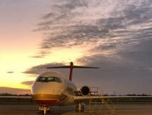 中国国产支线飞机ARJ21又交付一架新飞机 共交付用户16架