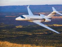 赛斯纳奖状700经度公务机获得美国联邦航空局型号合格证