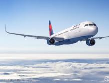 达美航空已经将100多人列入禁飞黑名单 因为拒绝戴口罩