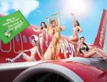越捷航空推出2020年桌历 选美皇后比基尼入镜提倡环保
