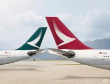 国泰港龙航空暂停往来武汉航班 直至2020年2月29日止