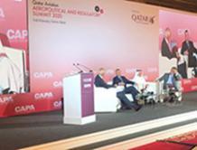 国际航协理事长表示国际社会和民航界有丰富经验应对疫情