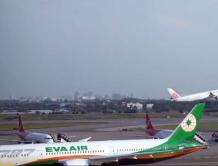 台湾最大桃园机场航班、旅客量破底 单日航班跌破400班次