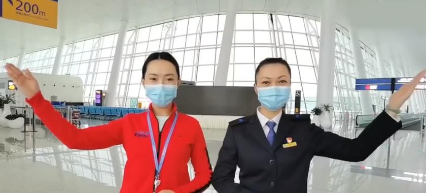 武汉天河机场4月8日恢复运营 官方发布复航乘机指南