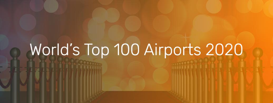 2020全球百佳机场出炉 樟宜机场8度夺冠 中国10机场上榜