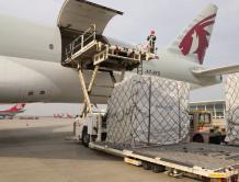 全球最大货航——卡塔尔航空开通郑州至多哈货运航线