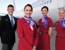 空乘飞机上与乘客发生性行为被解雇 当局:解雇不当 需赔偿