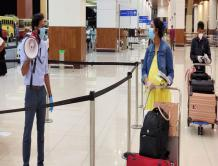 印度一天从阿联酋接回108名孕妇 其中一航班上有75名孕妇