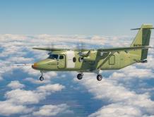 赛斯纳408空中快车双发多用途涡桨飞机成功首飞