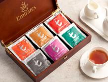 阿联酋航空与迪尔玛茶携手为乘客奉上卓越品茶体验超28年