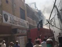 巴基斯坦载98人客机即将降落前出故障 坠毁在居民区
