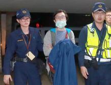 """台港航班准备起飞 香港女子喊""""有炸弹"""" 被台湾检方起诉"""