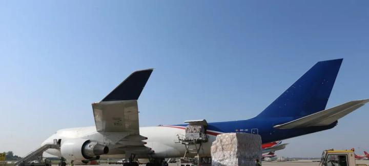 前5月郑州机场国际货运量和全货机货运量增长率双双突破30%