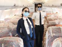 """疫情导致陷入危机 """"五星级航空""""印尼鹰航解雇181名飞行员"""