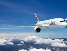 卡塔尔航空飞雅典一个航班12人感染新冠病毒 航班被停飞