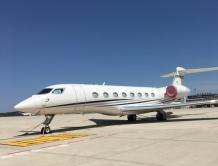 香港麗翔航空再接收架一架G650ER公务机