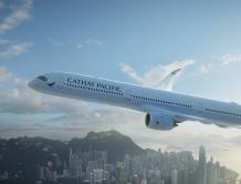 国泰航空公布390亿元港币资本重组计划
