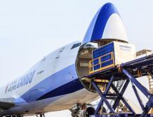 台湾中华航空5月货运营收创新高 年增幅高达150%