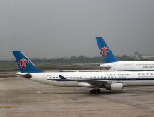 南航飞广州一国际航班17乘客感染新冠病毒 被民航局停飞4周