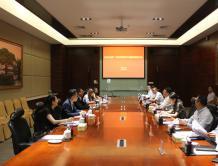 海航集团与新加坡驻广州总领事馆举行会谈